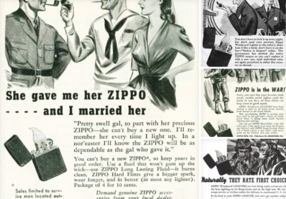 бренд Zippo